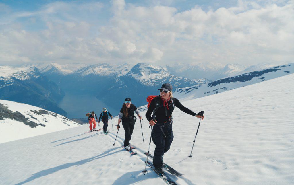 Hedvig Wessel, Norwegian freeride skier